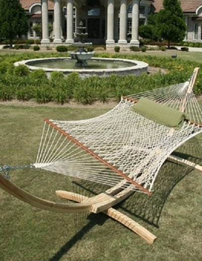 Rope Hammock by Casual Living Outfitters LLC